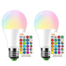 Light Bulb, colorchanging, Remote Controls, Home Decor