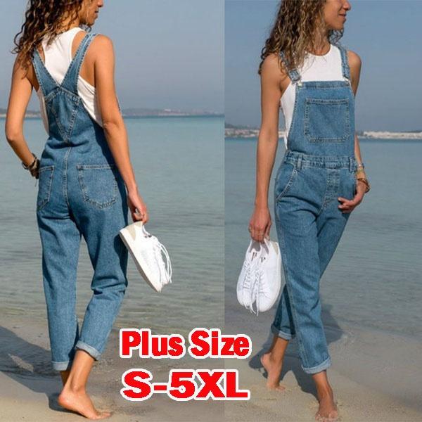 Plus Size, women long pants, pants, Women jeans