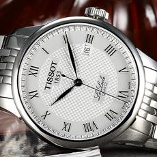 Luxury Watch, Steel, Men Business Watch, Stainless Steel