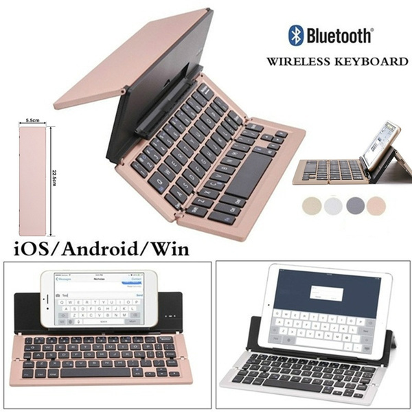 Mini, Smartphones, Tablets, foldablekeyboard