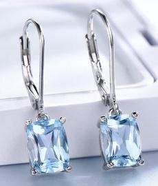 fashionableearring, Blues, loversjewelry, fashiongift