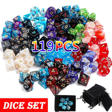 dnddiceset, Dice, Gifts, roleplayingdice