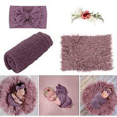 babychristmasclothe, Toddler, purple, Blanket