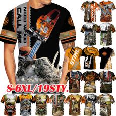 stihlchainsaw, Fashion, Shirt, Sleeve