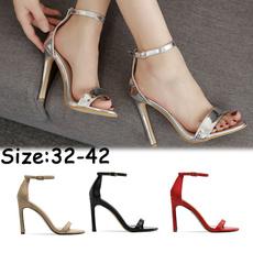 stilettoheel, Sandals, ladieshighheel, Jewelry