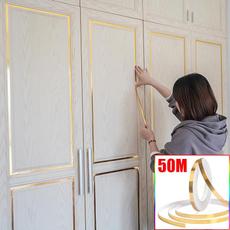 decoration, decorationstripsticker, Home Decor, Waterproof