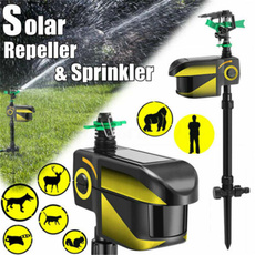 motionsensor, solaranimalrepeller, solarpestrepeller, ultrasonicrepeller