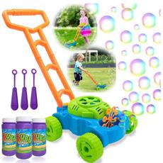 Summer, Lawn, Toy, mower