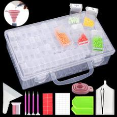 Storage Box, diamondart, DIAMOND, diamondpaintingaccessorie