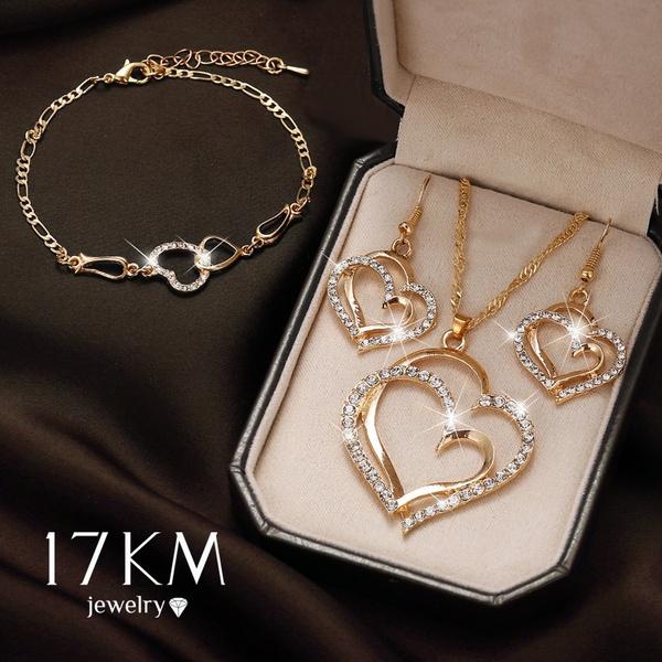 Heart, DIAMOND, Jewelry, Classics