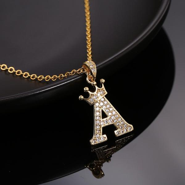 Steel, Diamond Necklace, Stainless Steel, chainsforwomen