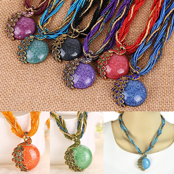 Gifts For Her, Choker, Jewelry, Colorful