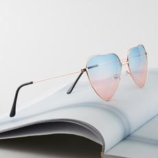 Heart, Fashion, Love, Sunglasses