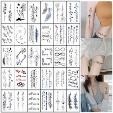 lasting, tattoo, Waterproof, Personality