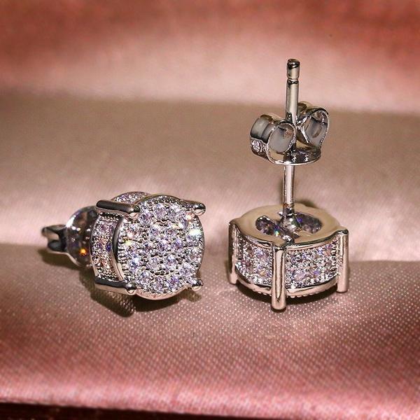 Fashion Accessory, Hoop Earring, 925 sterling silver, Jewelry