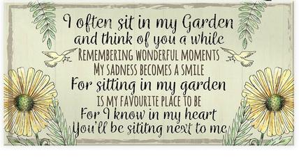 Home & Kitchen, memorial, Garden, Gifts