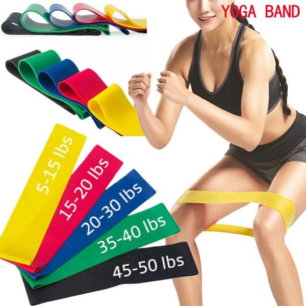 Outdoor, Yoga, Elastic, Fitness
