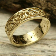 wedding ring, gold, fashion ring, popularring