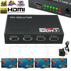 repeatermirrordistributor, Hdmi, Amplifier, HDMI Cables
