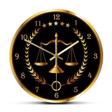 Decor, wallwatch, Office, Clock