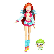 Barbie Doll, Box, winx, winxdoll