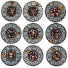 commemorativecoin, collectiblecoin, art, souvenircoin