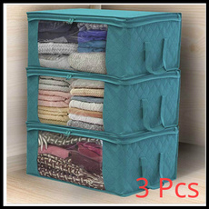 Box, homestorageorganizer, spacesaverbag, Clothes