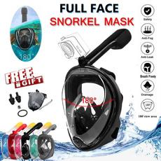 underwater, divingmask, Silicone, snorkelingmask