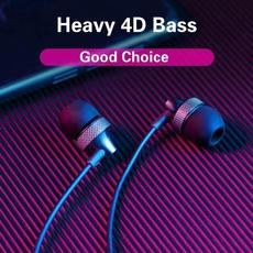 Headset, Head, Earphone, Bass