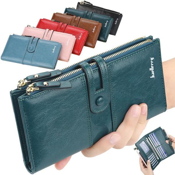 multifunctionalpurse, Fashion, leather wallet, leather