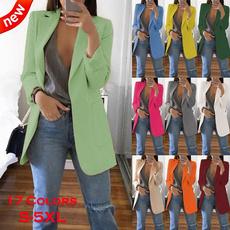 Fashion, Blazer, Office, Sleeve