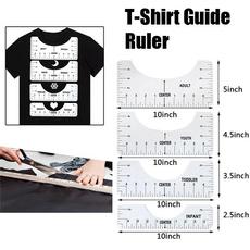 sewingruler, tshirtalignmenttool, rulerguidetool, Shirt