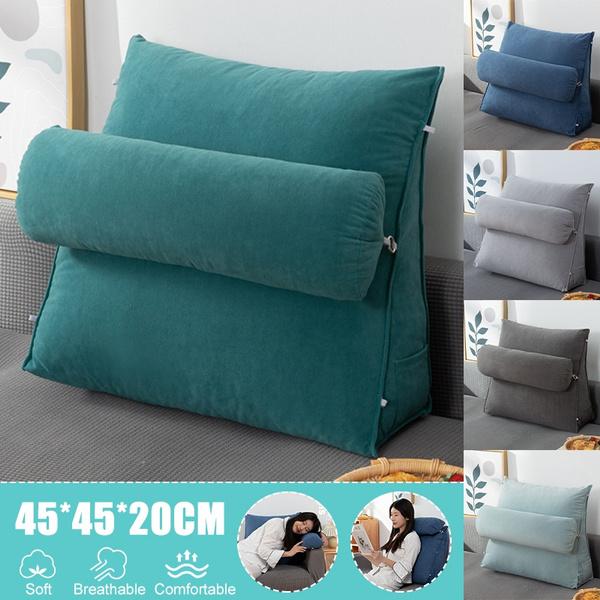 backpillow, wedge, lumbarcushion, Cushions