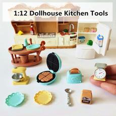 Mini, Kitchen & Dining, Toy, miniaturesfor112dollhouse
