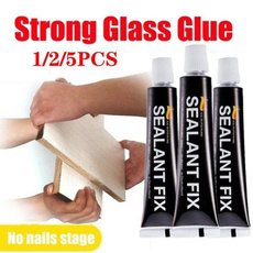 Adhesives, Bathroom Accessories, polymer, Glass