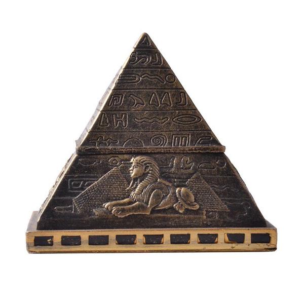 Storage Box, Box, pyramid, Jewelry