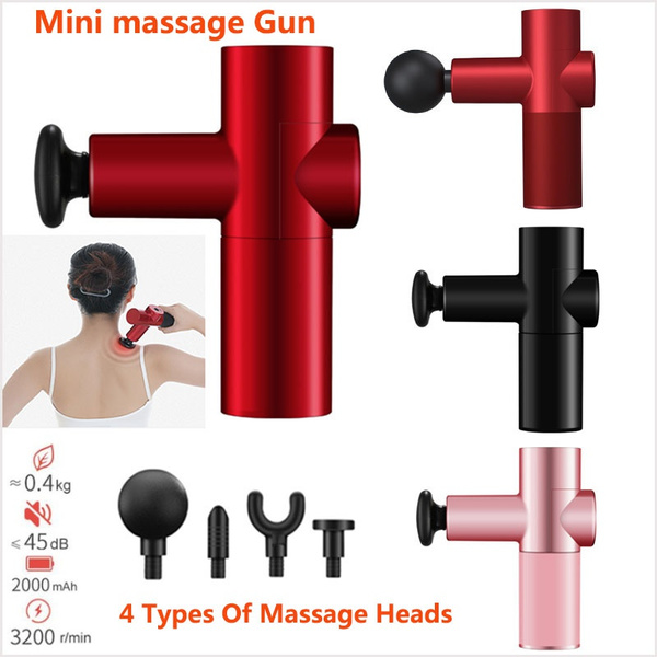 Mini, Muscle, musclemassager, therapymassager