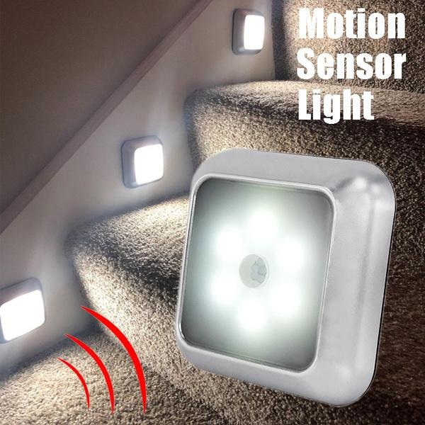 walllight, auto lights, led, Closet