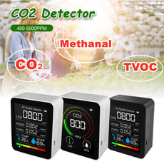 co2meter, Monitors, airqualitydetector, formaldehydemonitor