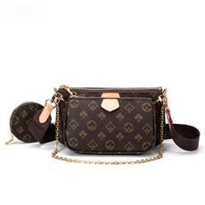 floarlcrossbodybag, Shoulder Bags, Designers, Chain