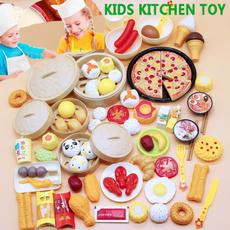 Kitchen & Dining, Toy, childrenkitchenset, kidskitchencuttingtoy