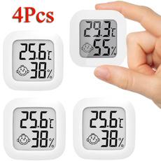 Mini, fahrenheitthermometer, Office, thermometerclock