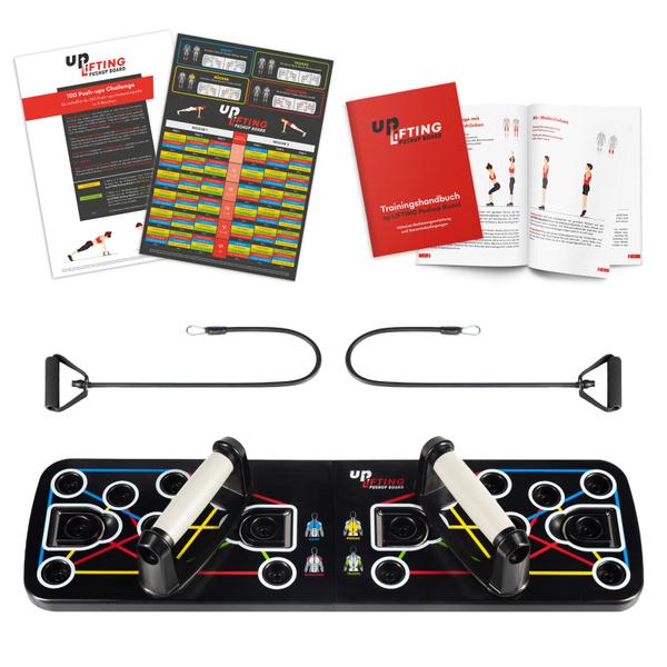 multiboard, pushupboard, fitboard, Workout