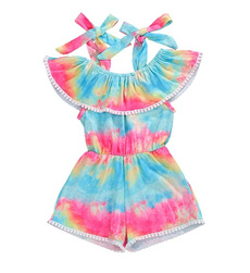 Summer, Infant, Fashion, ruffled