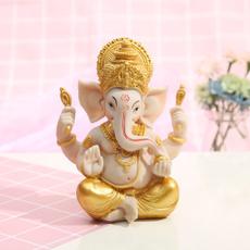 Collectibles, elephantgodstatue, 105x6x14cm, Religion & Spirituality