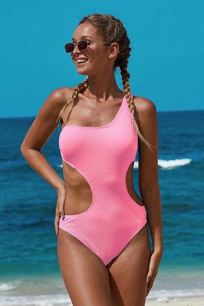 Slim Fit, onepiece, slim, Swimwear