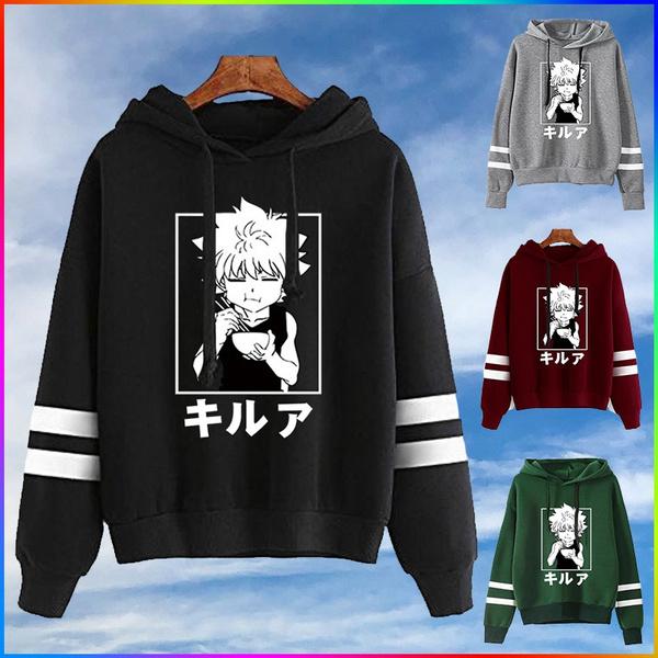 Fashion, Sleeve, Long Sleeve, anime hoodie