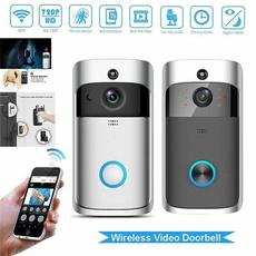 nightvisiondoorbell, homesecurity, Home & Living, doorbellreceiver