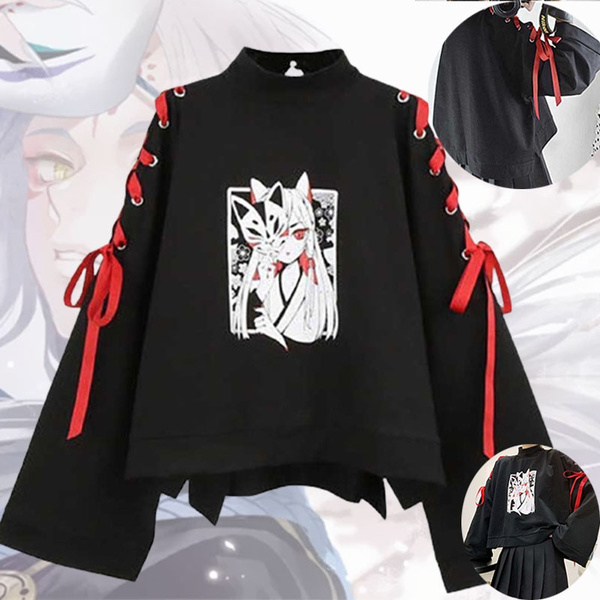 cute, Fashion, Long Sleeve, Tops