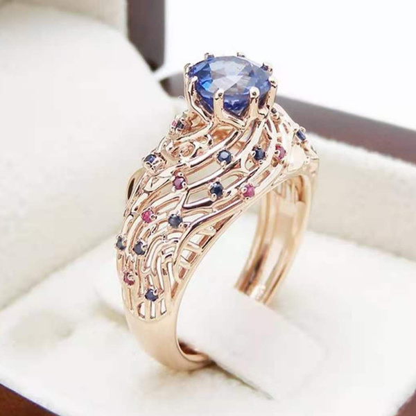 Blues, party, Fashion, Jewelry